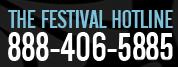 festival hotline